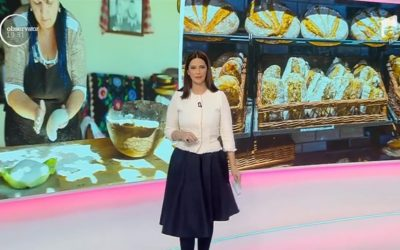 Brutaria La Saveur la Antena 1 – Pâinea făcută după reţeta bunicii, luxul de la oraş